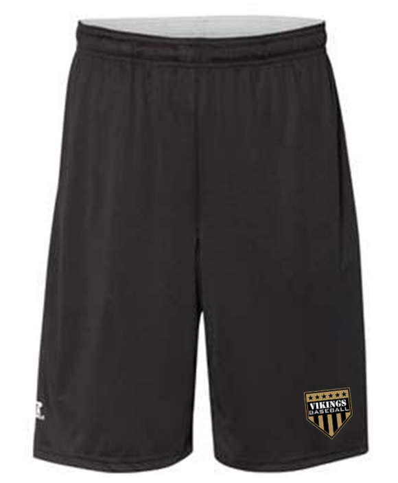 Home Plate Training Shorts - Russell Athletic