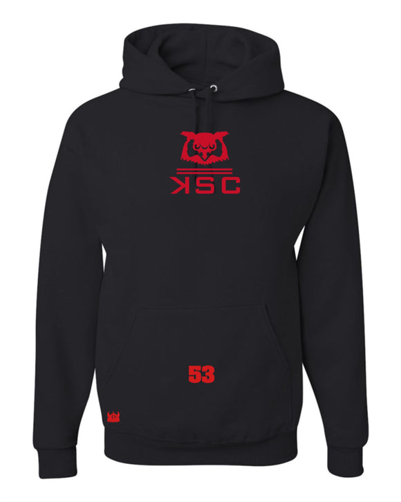 Keene State College - Pitching Staff Sweatshirts