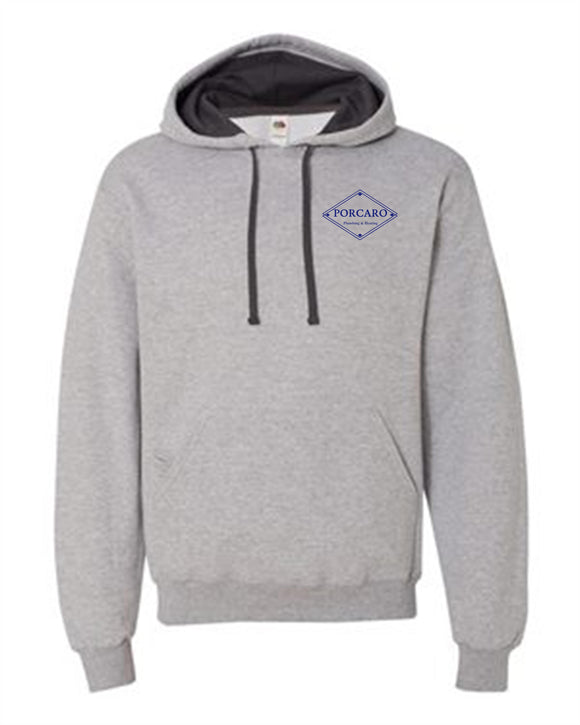 Fruit of the Loom - Sofspun Hooded Pullover Sweatshirt