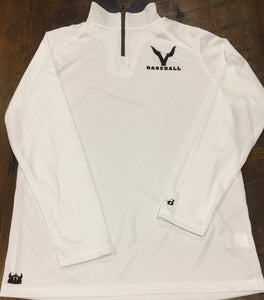 YOUTH - B-Core Quarter Zip Pullover