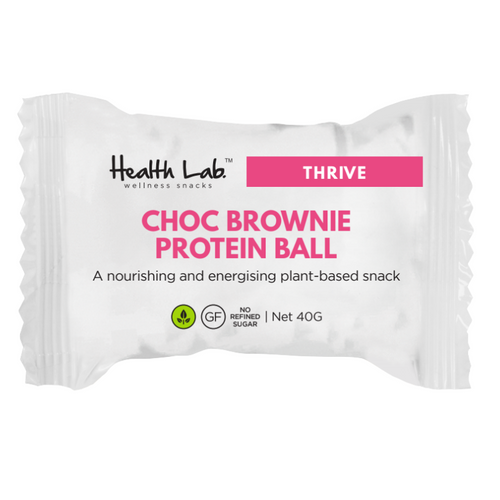 Choc & Sea Salt Collagen Protein Ball