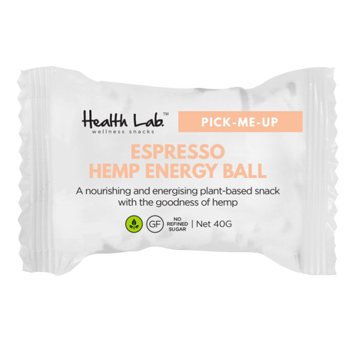 Espresso Hemp Energy Ball | Vegan