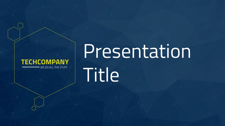 Geo (PowerPoint Template)