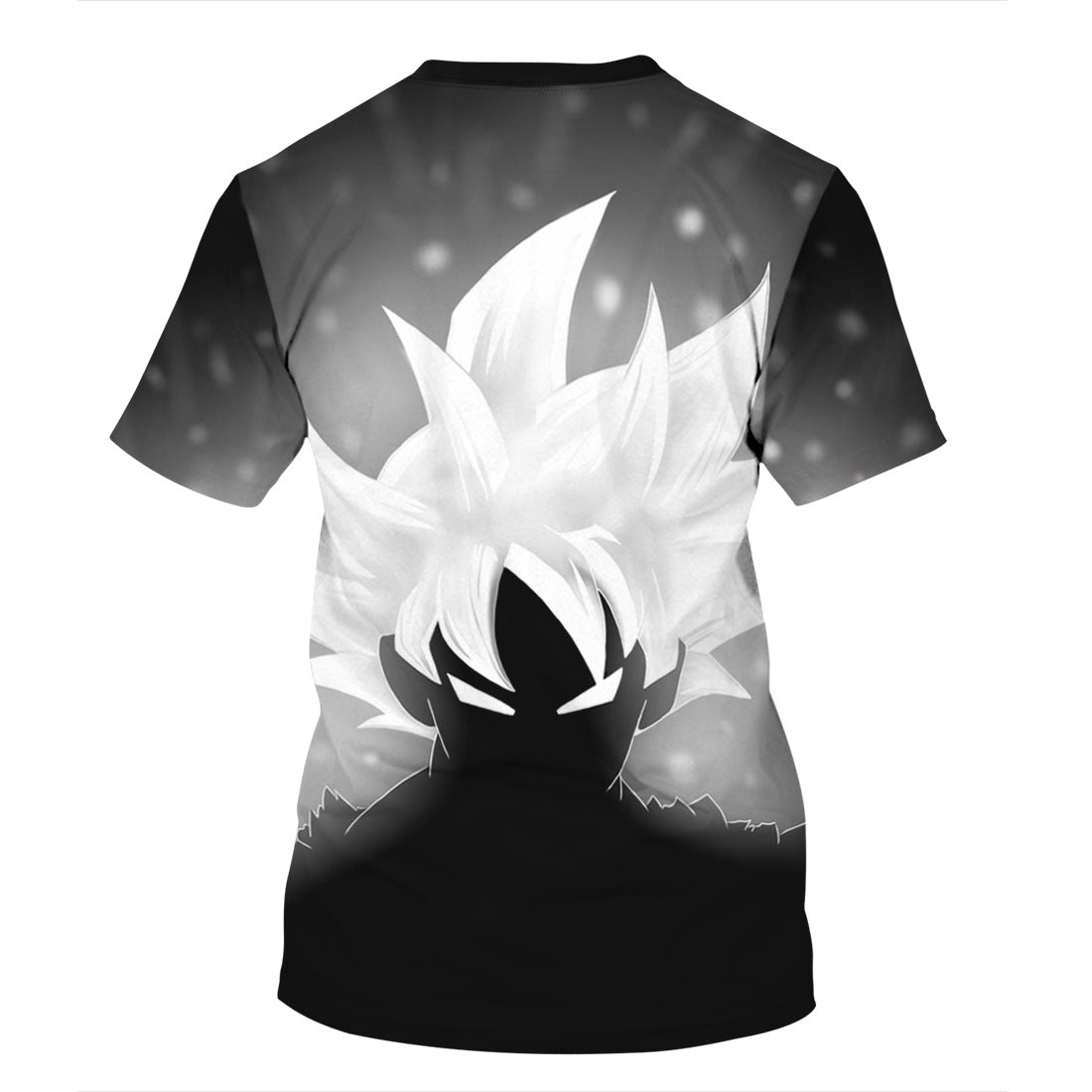 Dragon Ball Son Goku Short Sleeve T-shirt