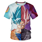 Dragon Ball Short Sleeve T-shirt