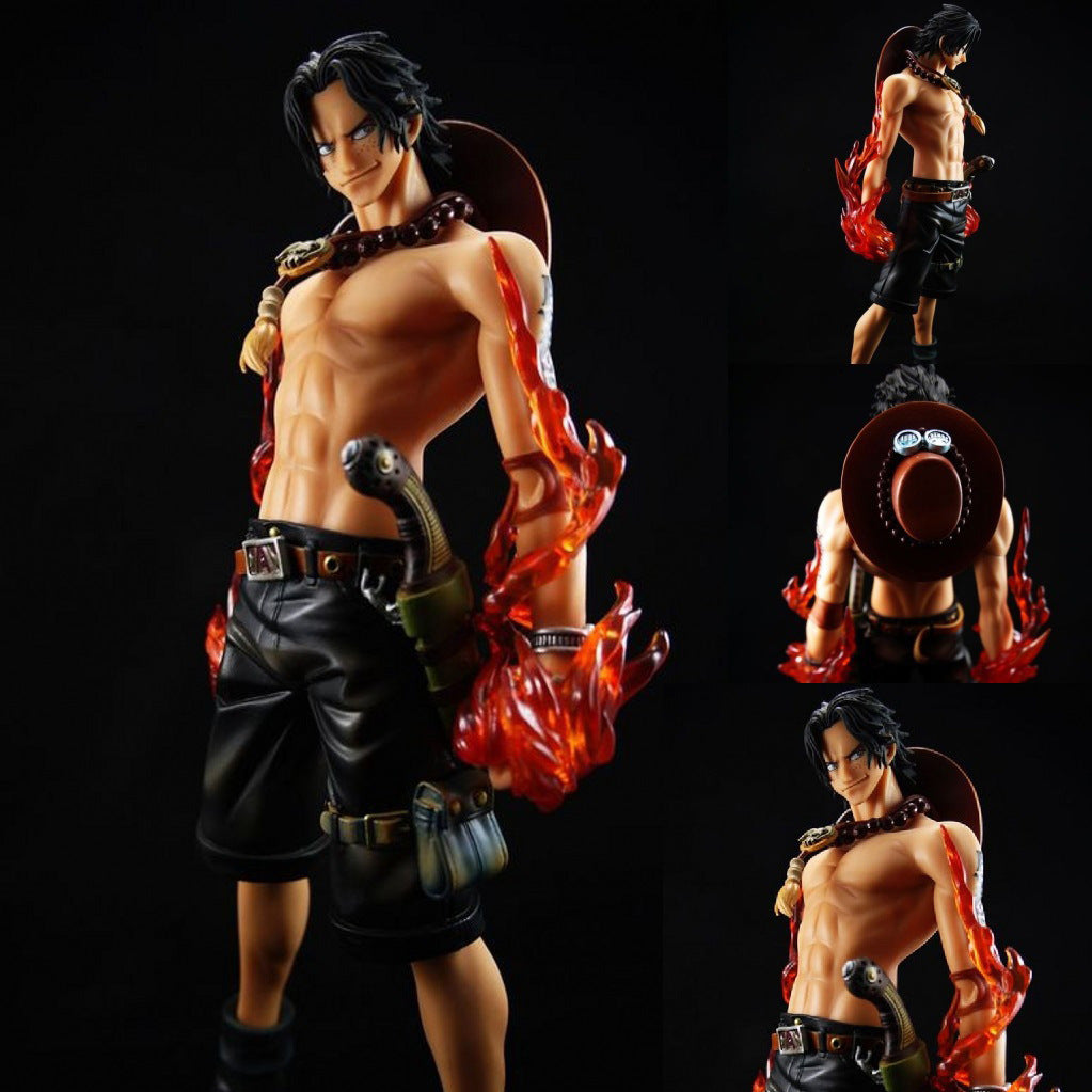 One Piece Ace Character Model