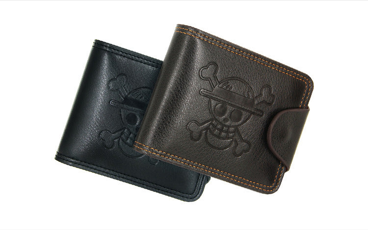One Piece Cartoon wallet