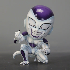 Dragon Ball Funny Buu Frieza Garage Kit