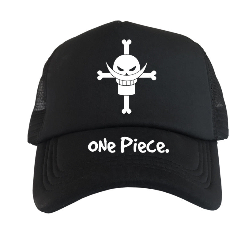 One Piece  Character Printed Cap