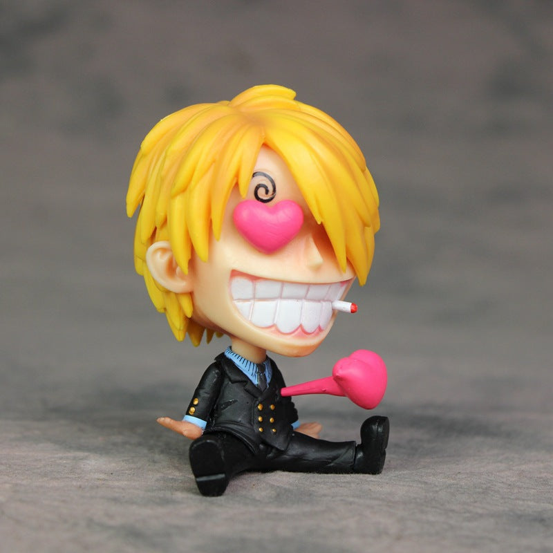 One Piece Vinsmoke Sanji Character Model