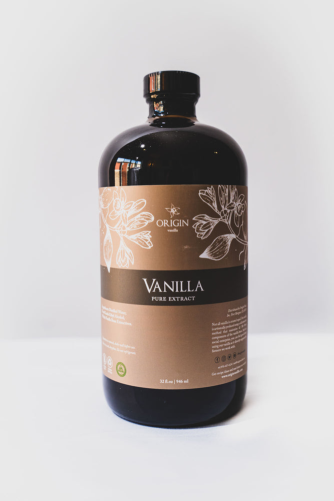 Pure Vanilla Extract - 32 ounces