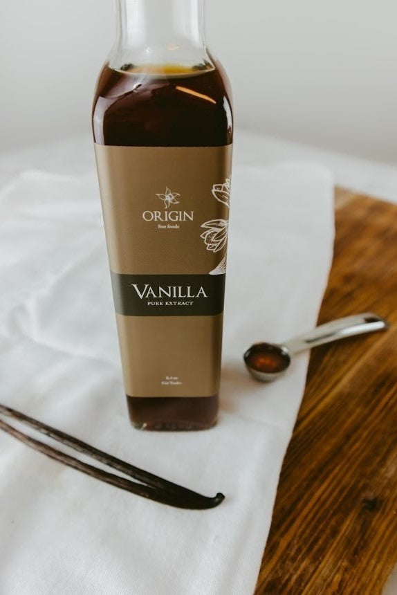 Pure Vanilla Extract - 8.4 Fluid Ounces