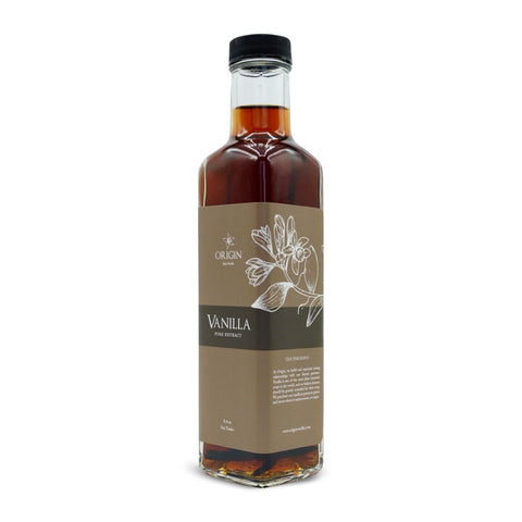 Pure Vanilla Extract - 8.4 oz