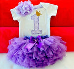 New Baby Girl Clothing Summer Sequin Bow Tutu Newborn Dress (Tops+Headband+Dress) 3pcs Clothes Bebe First Birthday Elsa Costumes - Chittili