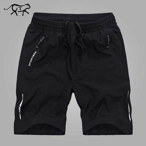 Men's Quick Dry Shorts Loose Causal Bermuda Beach Shorts Hombre Male Short freeshipping - Chittili