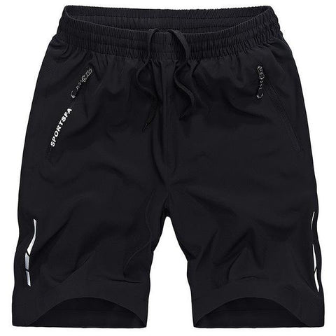 Summer Shorts Men Fashion Men's Quick Dry Shorts Loose Causal Bermuda Beach Shorts Hombre Male Short Boardshorts Plus Size M-5XL - Chittili