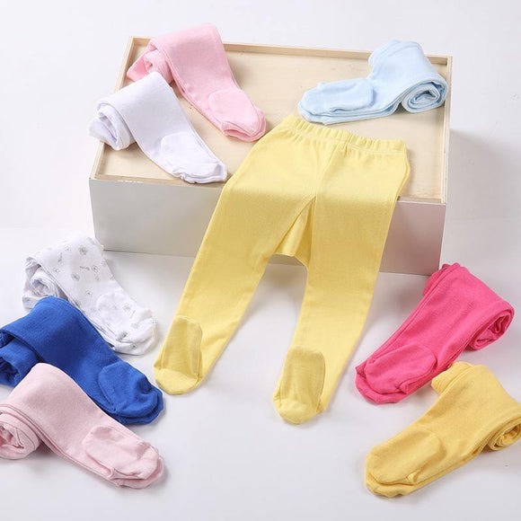 Baby pants summer & spring fashion cotton baby infant leggings newborn girl boy sock baby clothes 3M-24M Baby trousers - Chittili