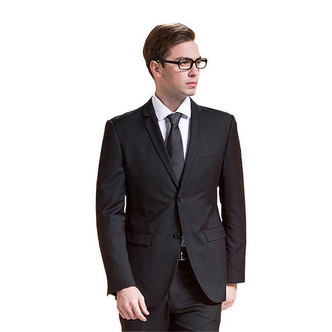 Business Suits Slim Fit Tuxedo Formal Suits With Pants for Men - Chittili