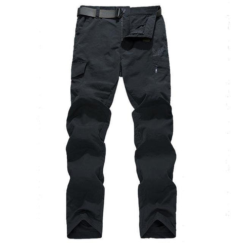 Breathable lightweight Waterproof Quick Dry Casual Pants Men Summer Army Military Style Trousers Men's Tactical Cargo Pants Male - Chittili