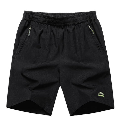 New 2018 Summer Solid Leisure Men Shorts Casual Quick-drying Short Trousers loose Elastic Waist short big size 8XL 9XL 10XL freeshipping - Chittili