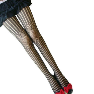 Slimming Sexy women pantyhose Women's Net Fishnet Bodystockings Pattern Pantyhose Tights Stock Charm Stockings Club Party Hosier