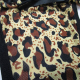 Women Leopard Sexy Lace Panties Underwear Water-Soluble Embroidery Thong CO