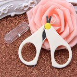Baby nail clippers nail clippers anti - folder meat children safety scissors