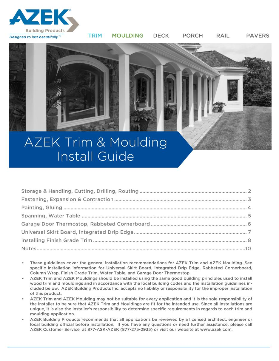 Azek Products Images - Reverse Search