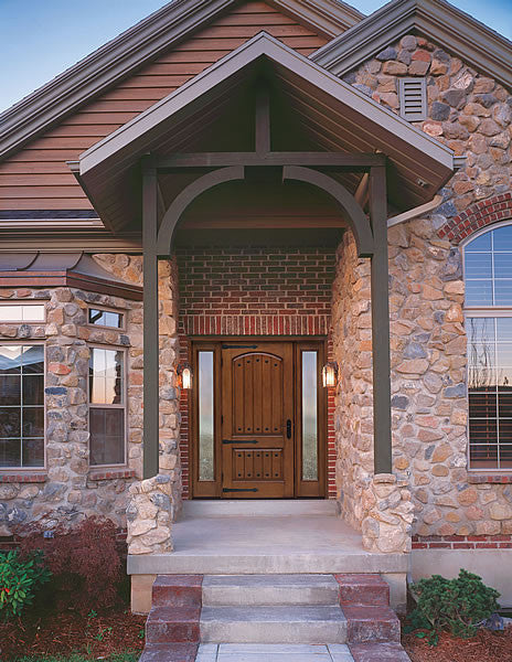 Therma Tru Classic Craft Rustic Collection Ccr205 Waybuild