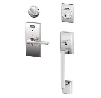 Schlage Century Collection With Latitude Lever Fe60 Lat