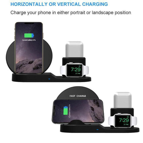 3 in 1 Smart Quick Charger