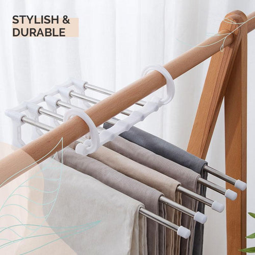 (50% OFF )Multi-functional Pants Rack