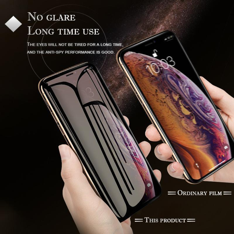 Privacy Screen Protector for iPhone & Samsung