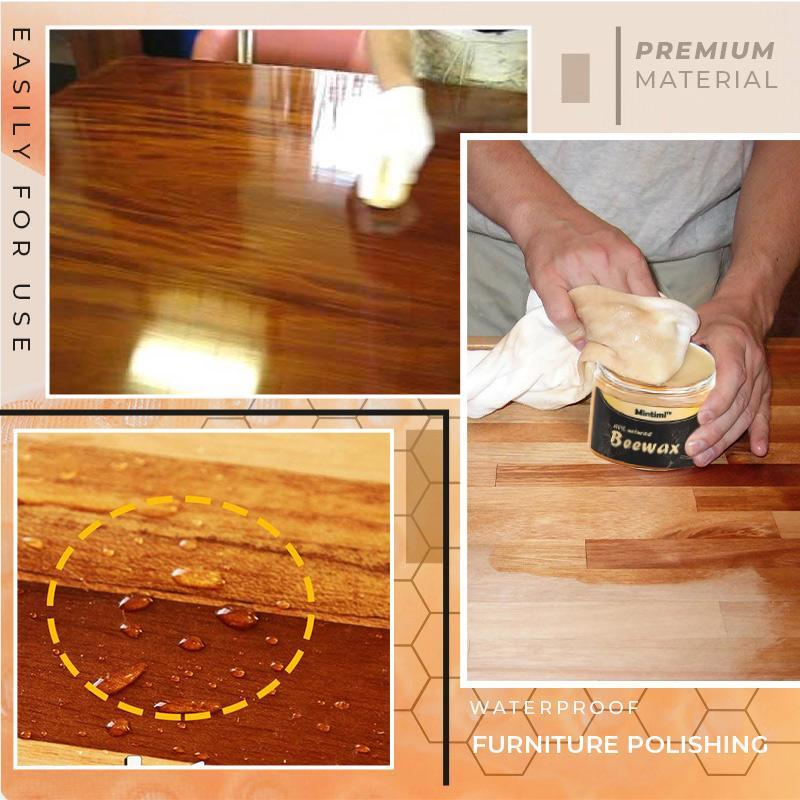 *Christmas limited time offer* Wood Seasoning Beeswax Household Polishing