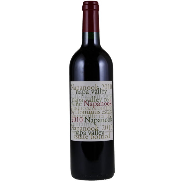 Dominus Napanook Vineyard Napa Valley  Red