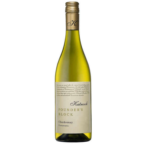 2018 Katnook Estate - Founder's Block Chardonnay