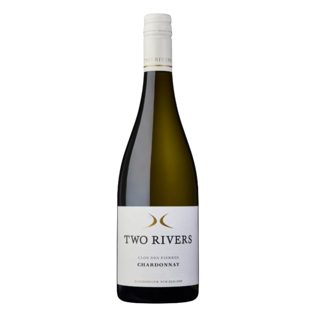 Two Rivers Of Marlborough Clos de Pierres Chardonnay  White