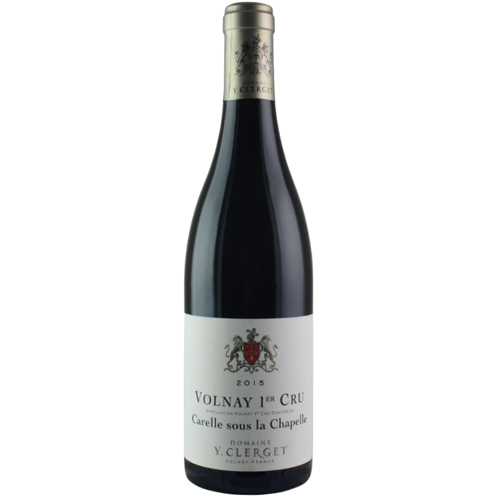 Yvon Clerget Volnay Carelle Sous la Chapelle  Red