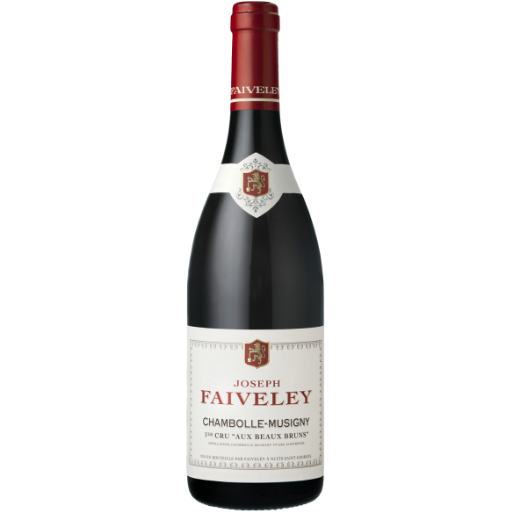 Faiveley Chambolle Musigny les Beaux Bruns Red