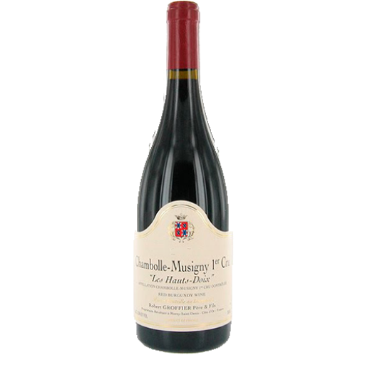 Domaine Robert Groffier Chambolle Musigny les Haut Doix  Red