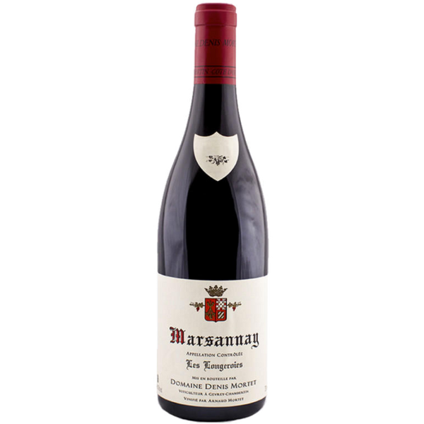 Denis Mortet Marsannay Longerois  Red