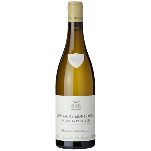 Paul Pillot Chassagne Montrachet les Caillerets  White