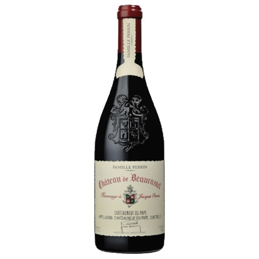 Chateau Beaucastel Chateauneuf du Pape Hommage A Jacques Perrin Red