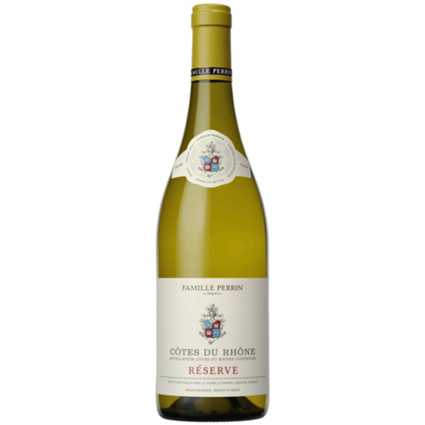 Famille Perrin Cotes du Rhone Reserve Blanc  White