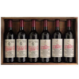 MV Vega Sicilia - Valbuena (6 Bottle Case - Vertical: 2006-2011)