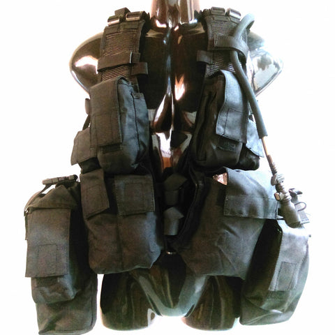 South African M83 Assault Vest Auscam,Multicam or Black