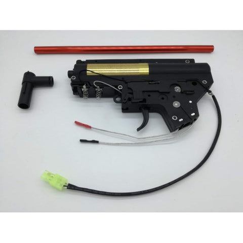 WARINTEREST NYLON GEN.2 GEARBOX with BARREL