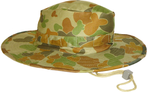 Huss GIGGLE Hat Auscam & Multicam