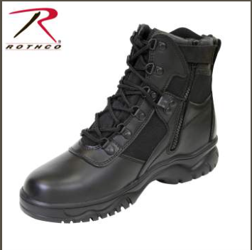 Rothco 6 Inch Blood Pathogen Resistant & Waterproof Tactical Boot
