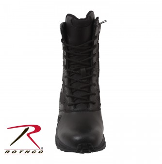 5358 Rothco Forced Entry Deployment Boot With Side Zipper
